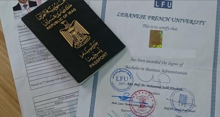Особенности перевода личных документов
